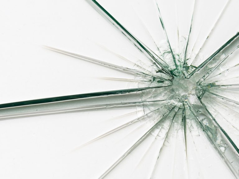 Thumbnail for A Crack in the Glass