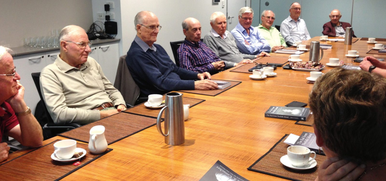 Retired Actuaries Group, Sydney (RAGS)