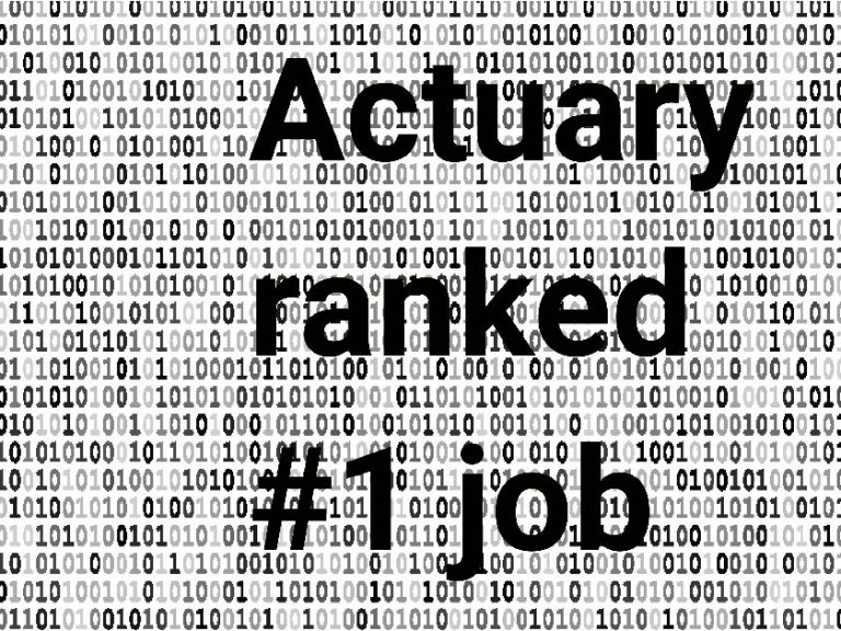 Thumbnail for It's official – being an actuary is the best job!