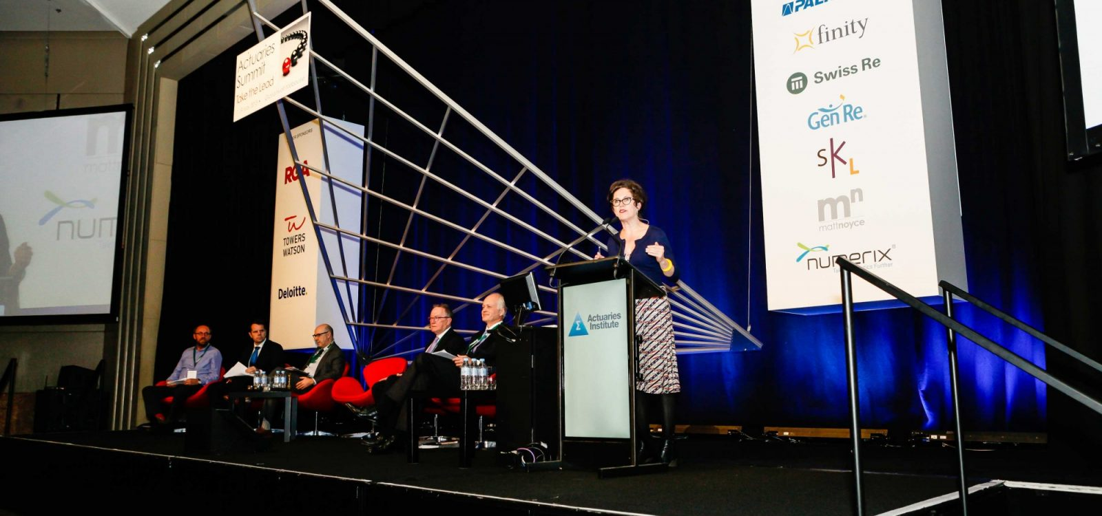Taking the Lead at the Actuaries Summit