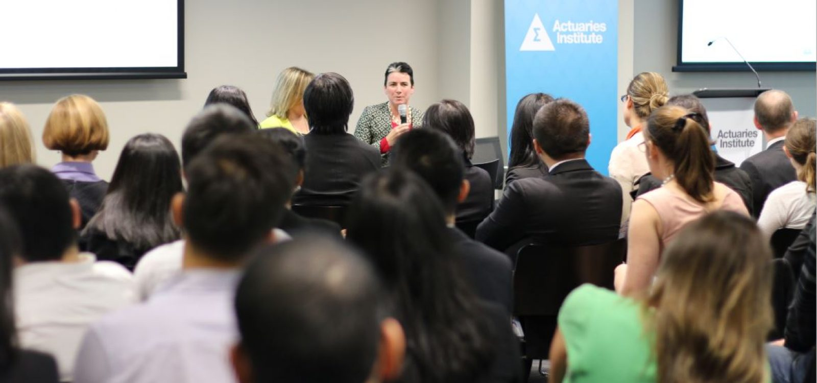 Actuaries in leadership: An interview with Jennifer Lang