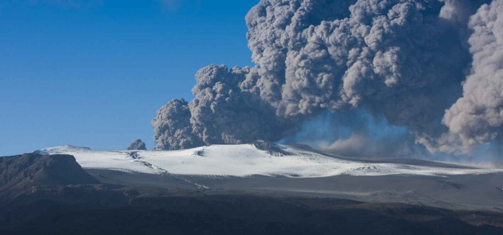 Volcanic eruptions and disruptions