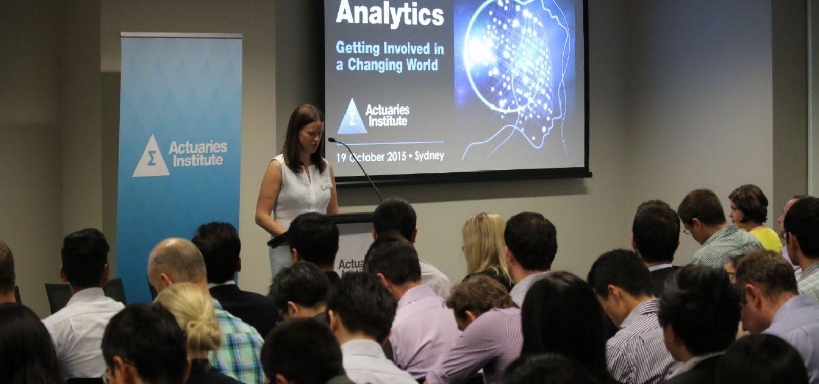 Finding the Data Analytics Unicorn