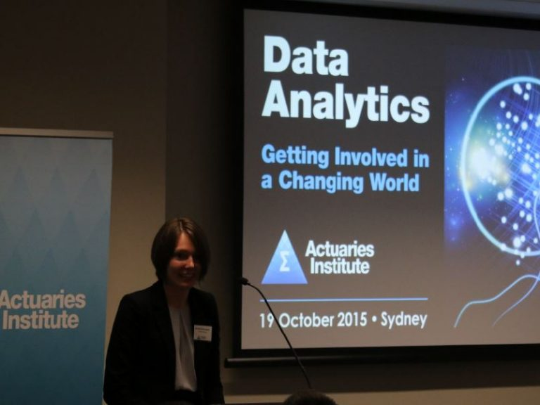 Thumbnail for The 'IT' thing – forging a data-focused career