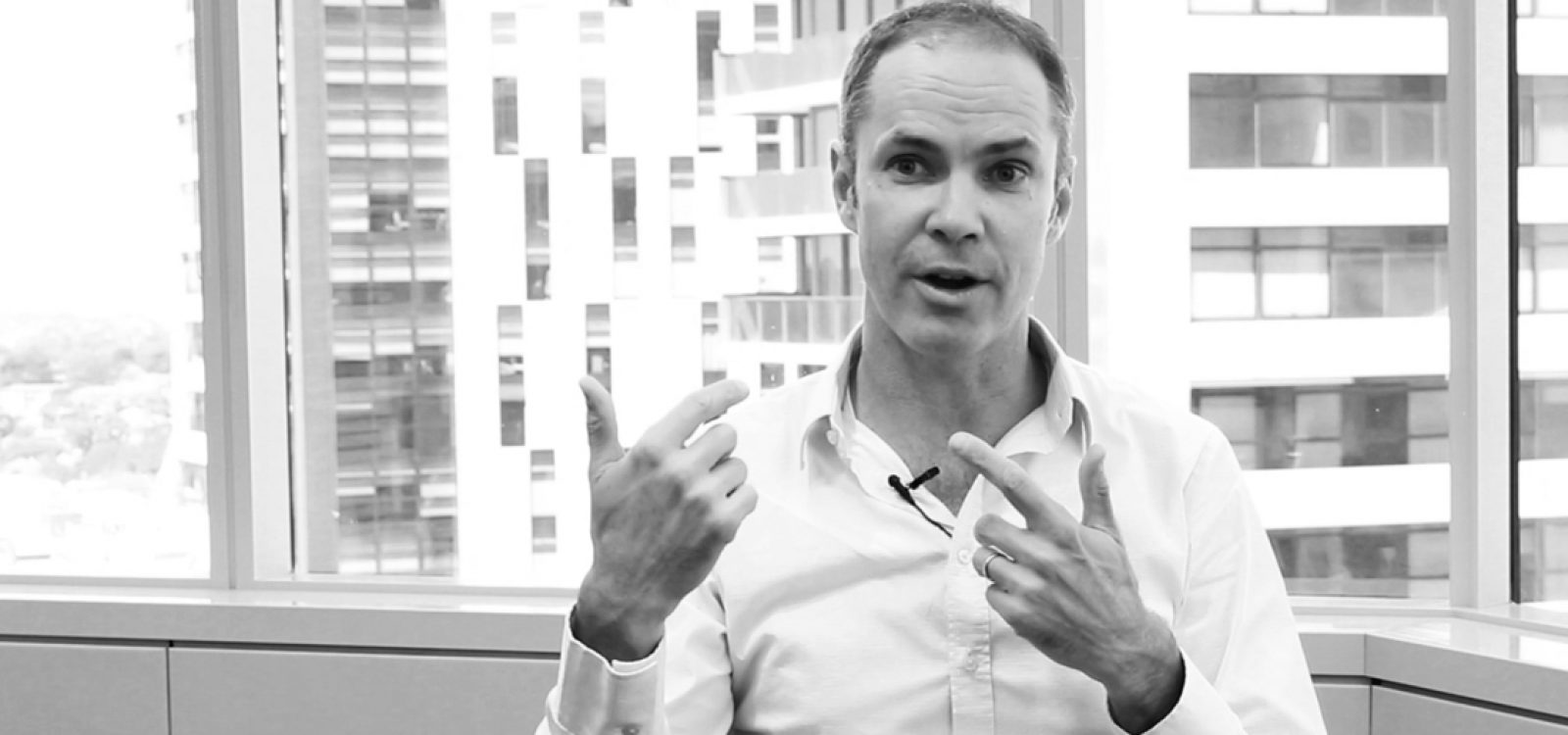 Permission to fail is key to success – an interview with Hollard CEO Richard Enthoven