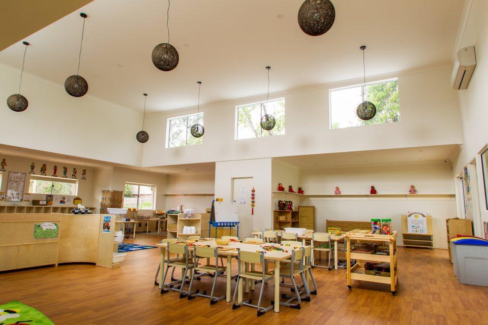 Actuary Digital - Preschool Room