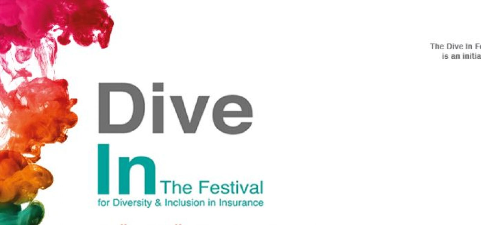 Dive In Festival rallies insurance leaders