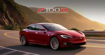 The recently-unveiled Tesla Model S P100D has an impressive range of 315 miles per charge, and is capable of a 0-60 mph acceleration in 2.5 seconds, making it the world's quickest production car, matched only by the LaFerrari and the Porsche 918 Spyder. Photo: Tesla.com