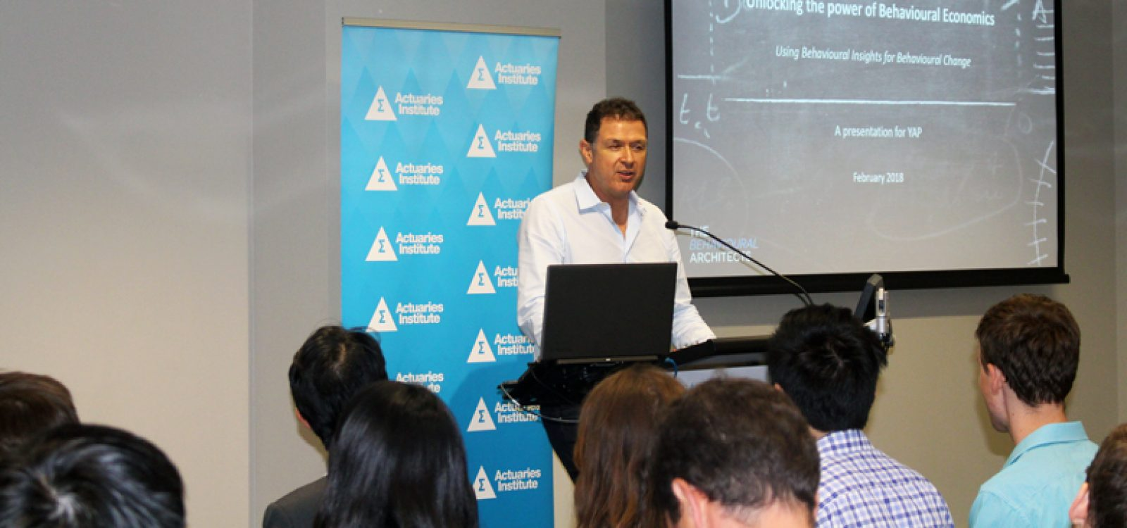 The power of the nudge – A Young Actuaries Program event report