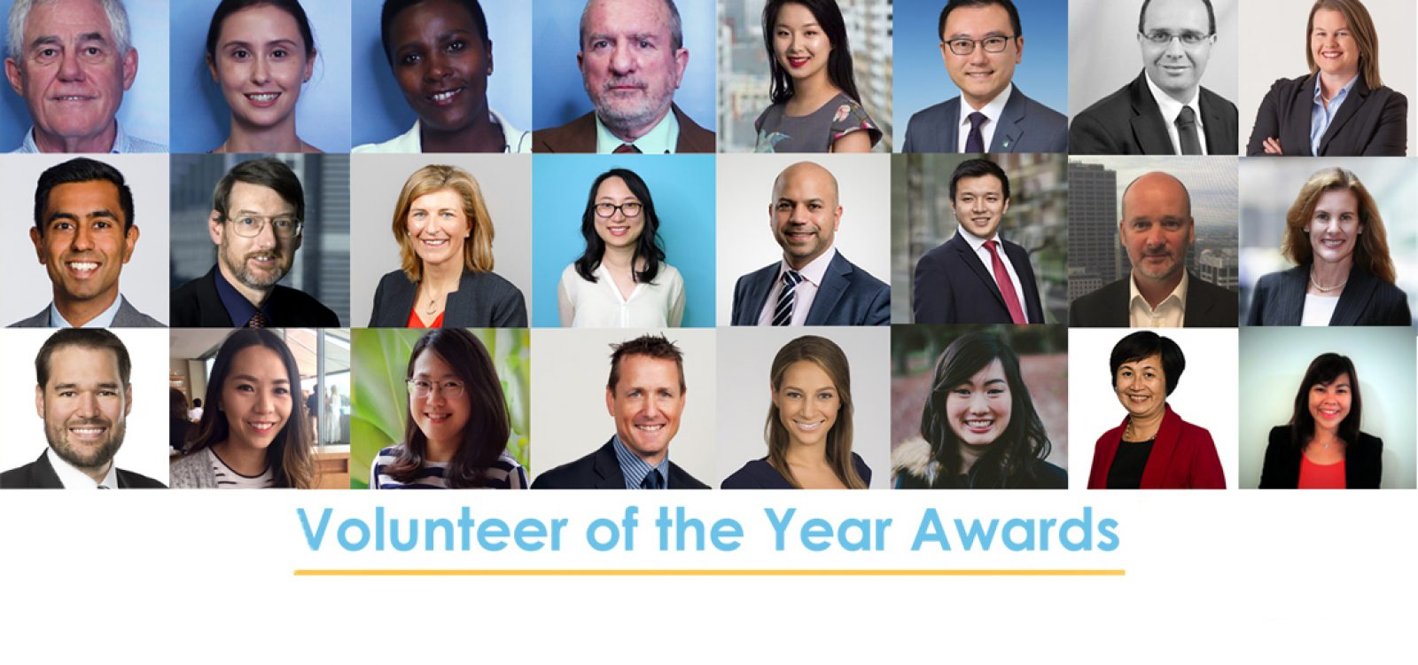 Volunteers to be recognised at 2018 Awards