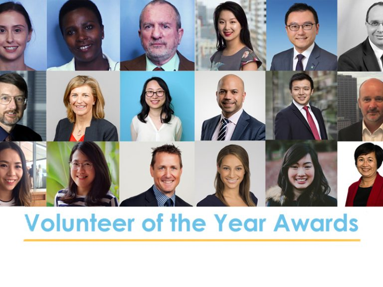 Thumbnail for Volunteers to be recognised at 2018 Awards