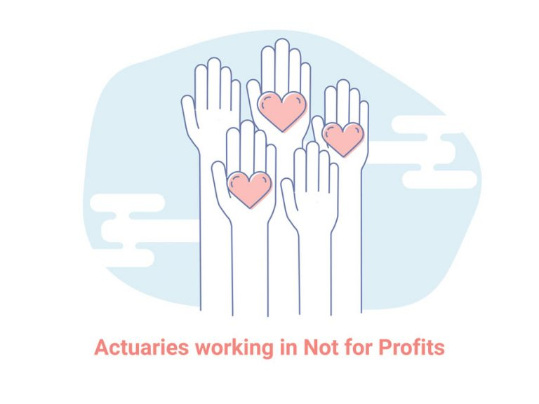Thumbnail for Actuaries working in Not for Profit roles