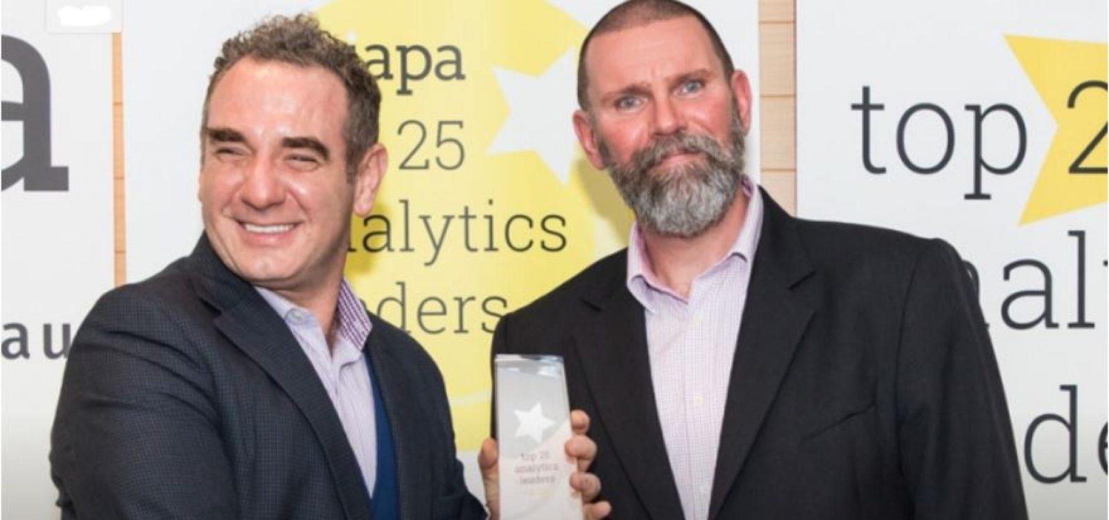 Actuarial skillset takes top spots in IAPA Top 25 Analytics Leaders list