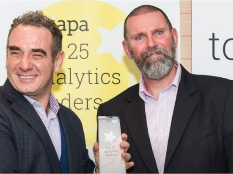 Thumbnail for Actuarial skillset takes top spots in IAPA Top 25 Analytics Leaders list