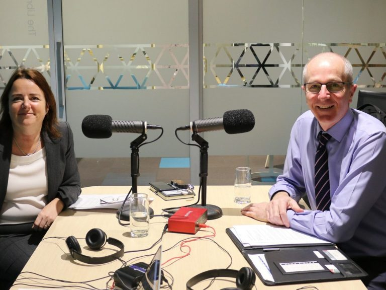 Thumbnail for In conversation with the Australian Government Actuary – Podcast with Guy Thorburn and Elayne Grace