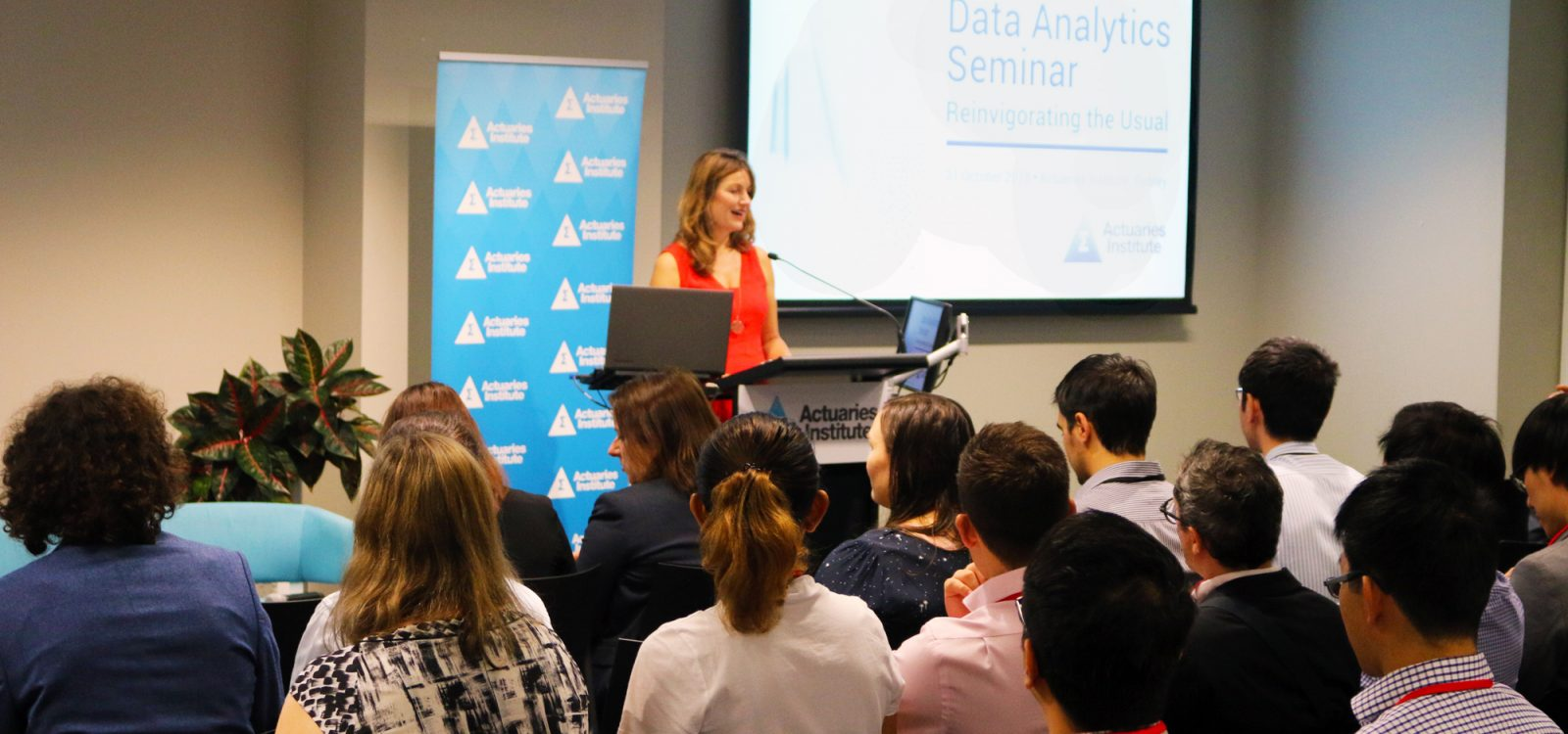 Data Analytics Seminar 2018: Reinvigorating the Usual