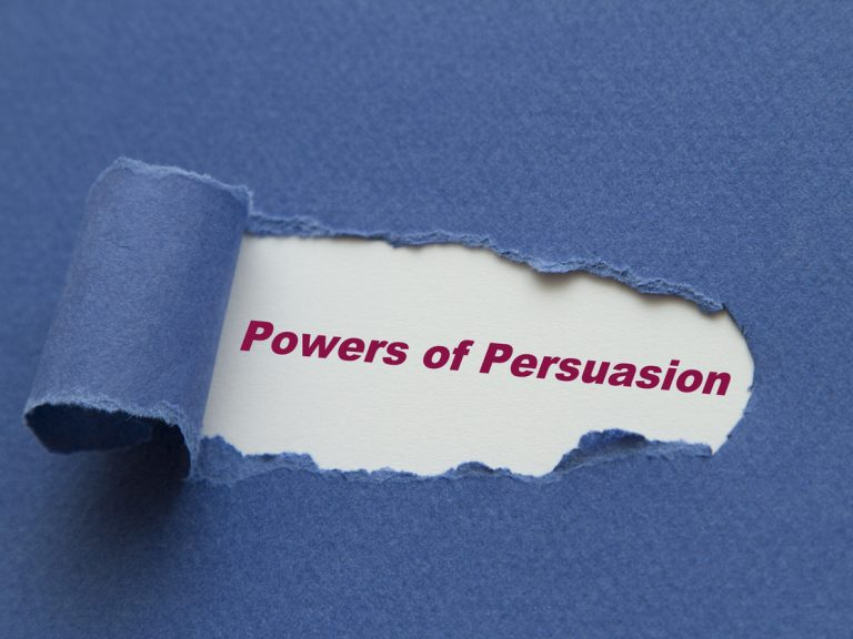 Thumbnail for Art of Persuasion – part one