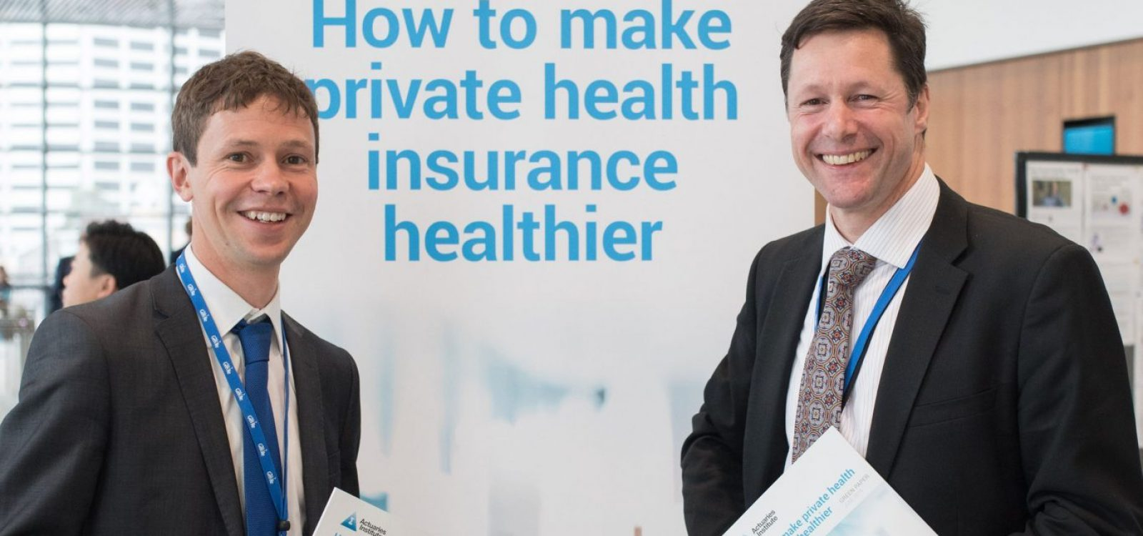 Making private health insurance healthier