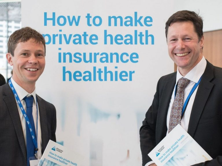 Thumbnail for Making private health insurance healthier