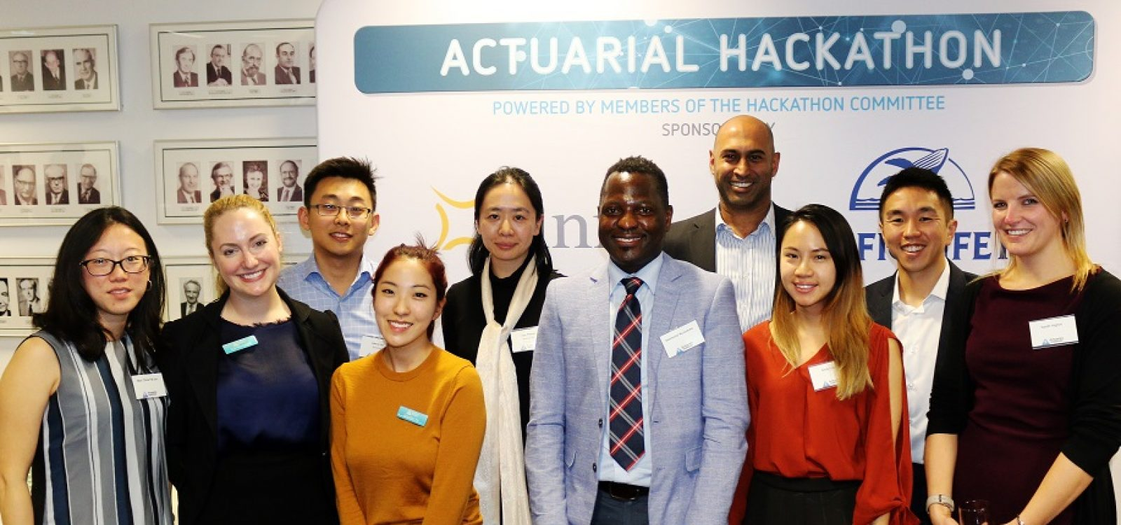 2019 Actuarial Hackathon Showcase