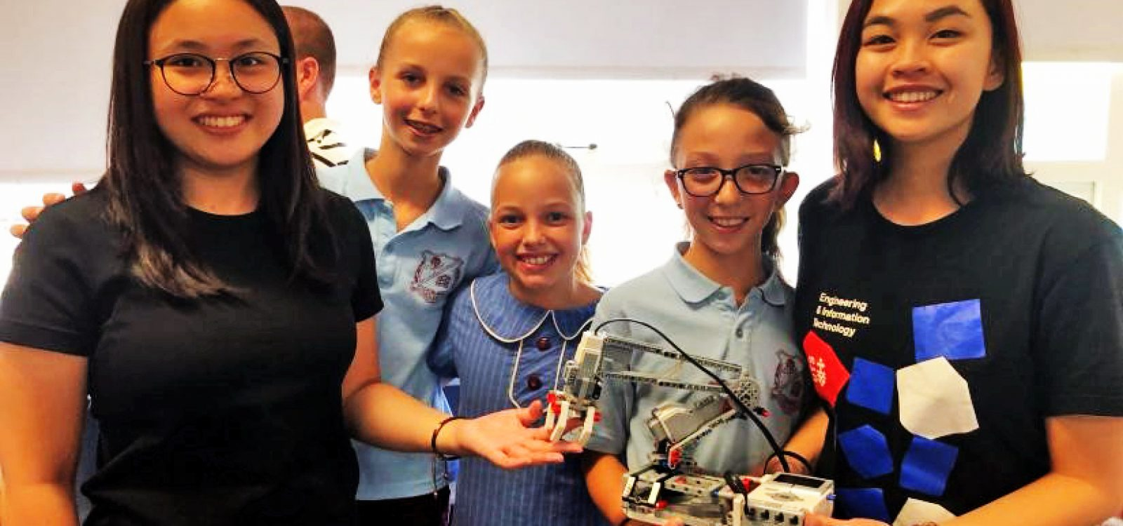 Building STEM aspiration in primary school girls