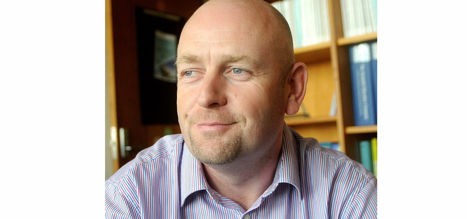 In Remembrance: Professor Colin O'Hare