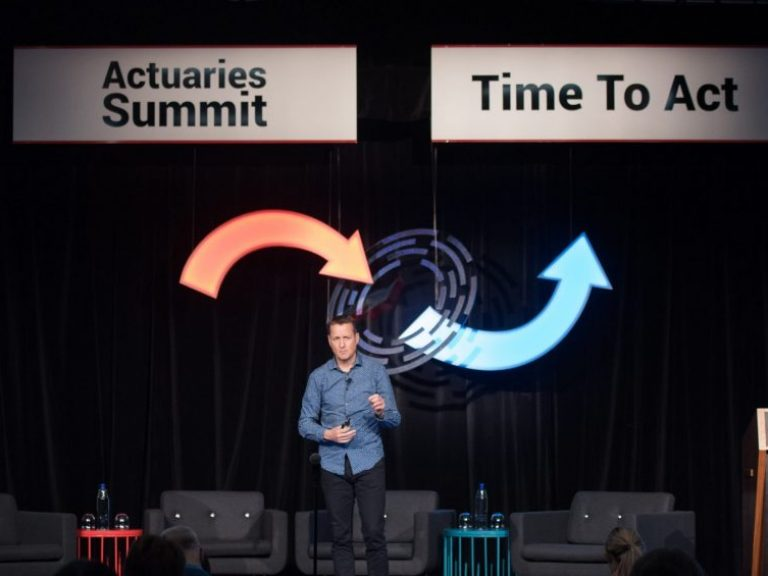 Thumbnail for Tim Andrews named 2019 Actuary of the Year