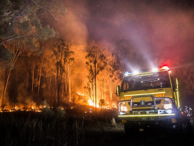 Thumbnail for Bushfires in Australia