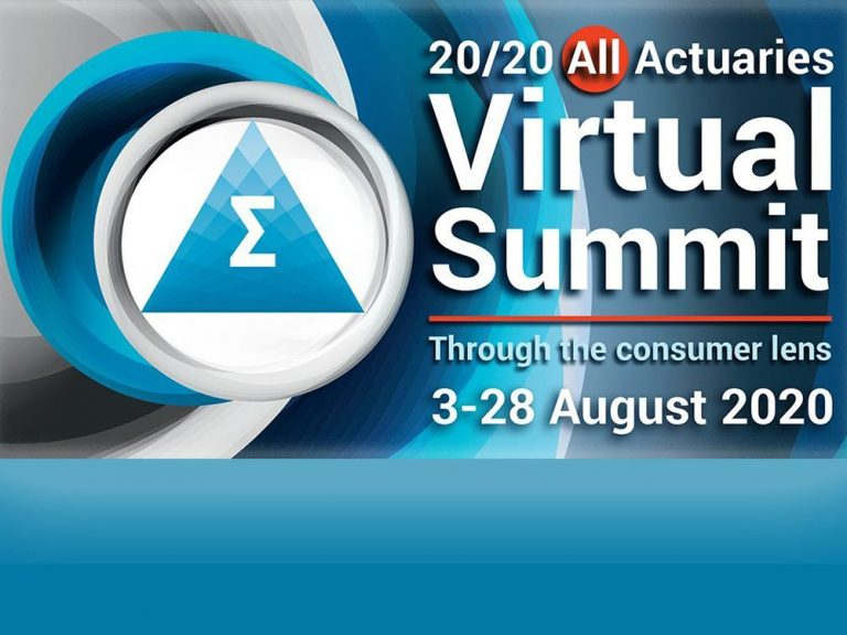 Thumbnail for Flagship Actuaries Summit goes virtual