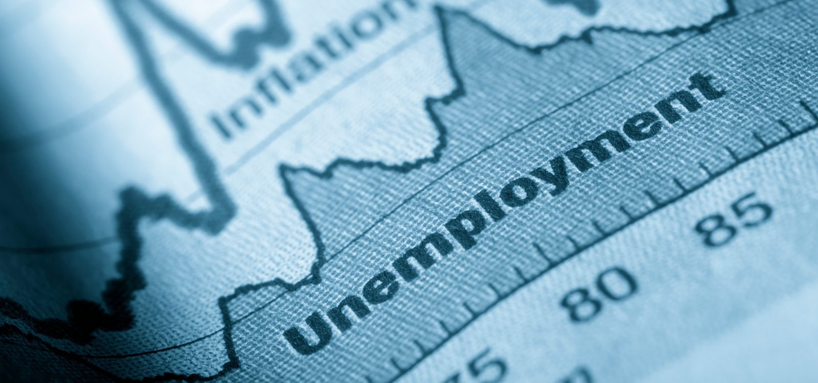 What is the relationship between unemployment rate and disability claims experience?