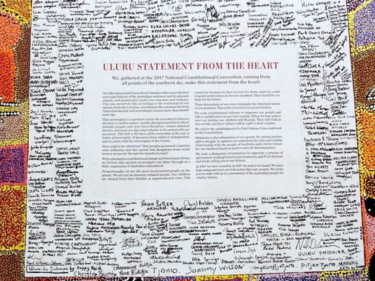 Thumbnail for The Uluru Statement from the Heart