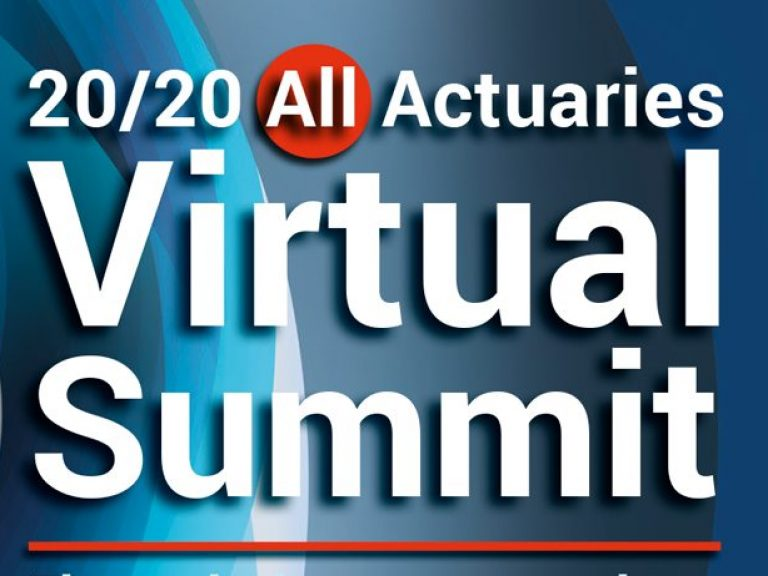 Thumbnail for 20/20 All-Actuaries Virtual Summit – the journey so far