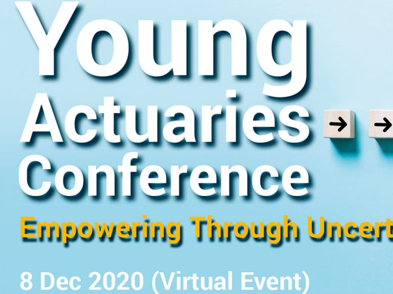 Thumbnail for 2020 Young Actuaries Conference goes virtual