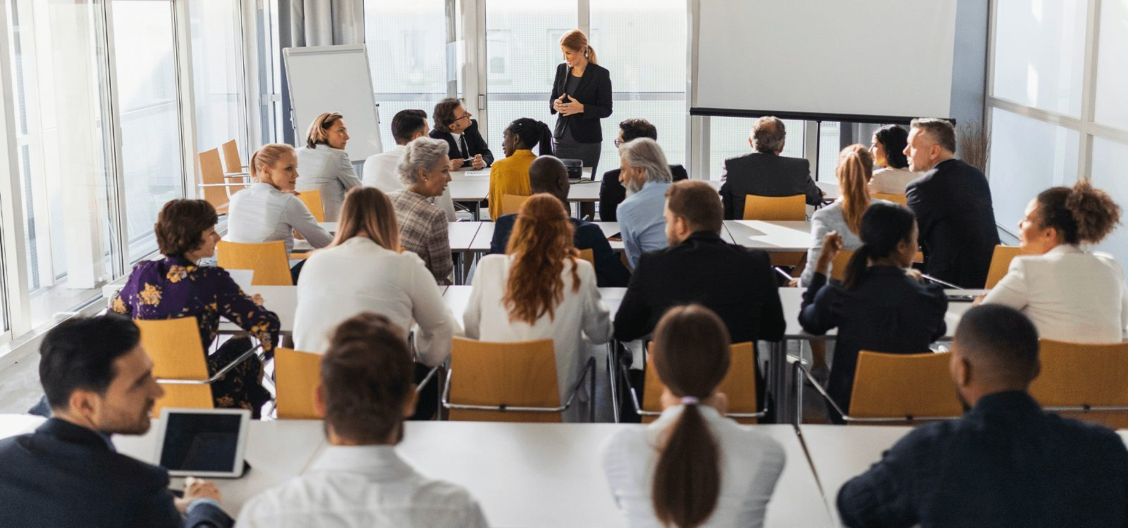 Becoming your own expert of presenting