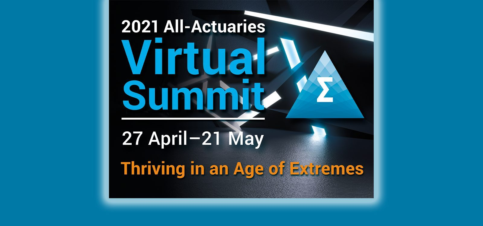 2021 Virtual Summit to cater for all