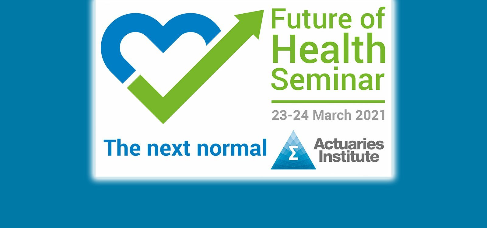 Plenary highlights of the Future of Health Seminar