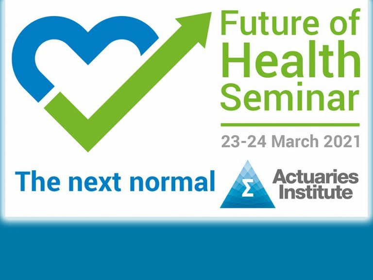 Thumbnail for Plenary highlights of the Future of Health Seminar