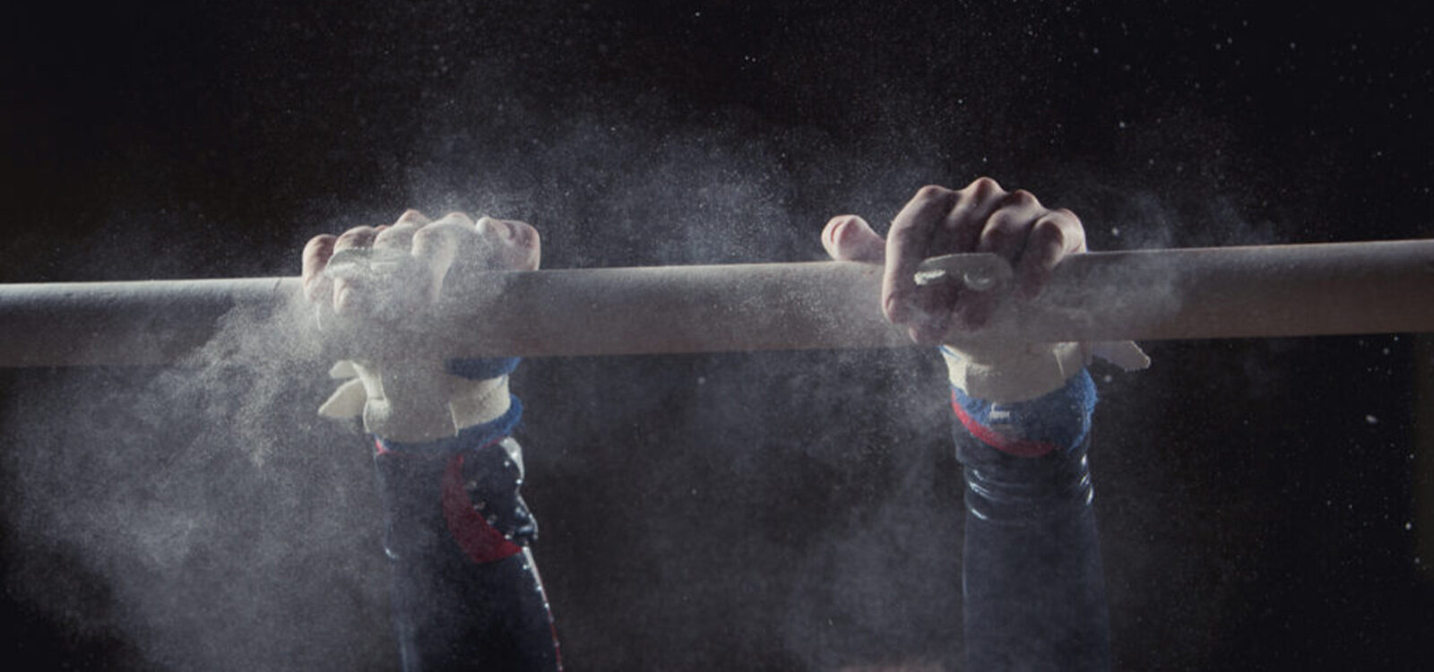 Olympic gymnastics – underperformers or statistical quirk?