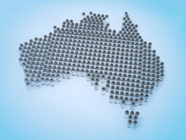 Thumbnail for Australia catches a third wave